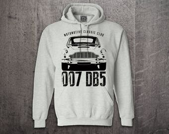 Aston Martin DB5 Hoodie, Cars hoodies, Aston Martin hoodies, Graphic hoodies, funny hoodies, Cars t shirts, classic Aston Martin sweaters