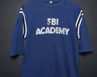 FBI Academy Vintage Tshirt