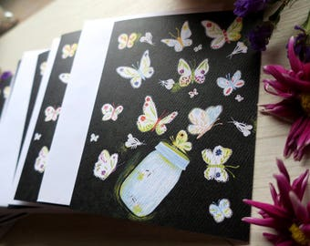 The Great Escape • Notecards
