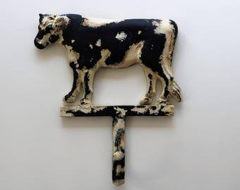 cast iron hookcast iron cow hookcast iron wall hooksdecorative wall - Decorative Wall Hooks