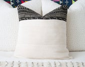 African Mudcloth Pillow Cover 20x20