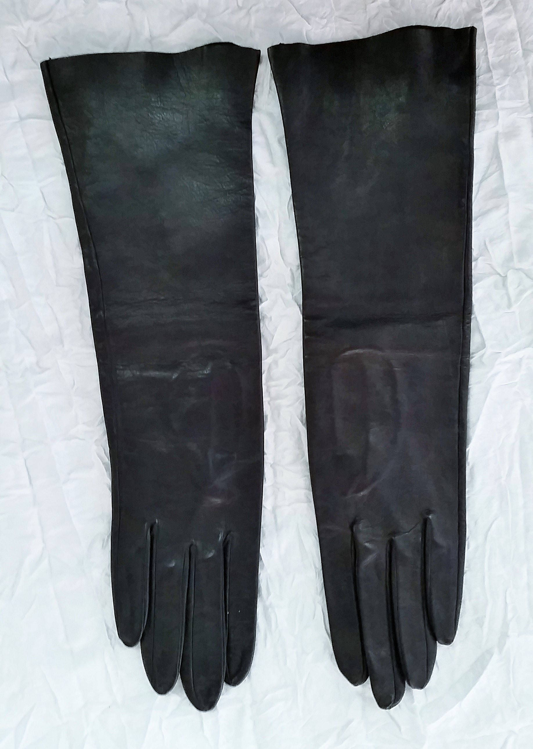 Vintage ladies leather opera gloves - Gallery Photo Gallery Photo Gallery Photo Gallery Photo Gallery Photo