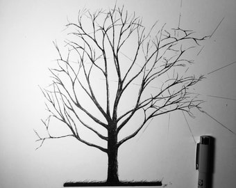 A tree for melancholy (Orignal)