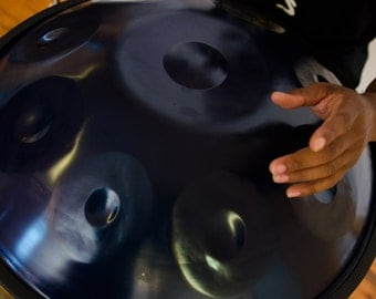Handpan, Nitrided