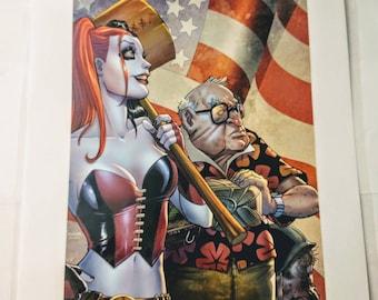 Harley Quinn Poster Prints