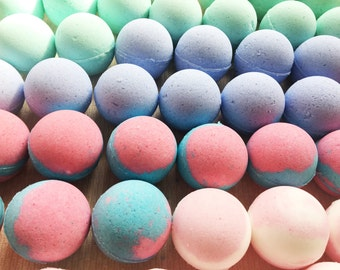 Wholesale Bath Bombs, 15 Count Bath Bombs, Bath Fizzy, Lush Inspired, Handmade, Bridesmaids Gifts, Gift For Her, Anniversary Gift
