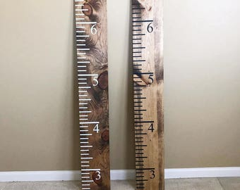 Growth Chart | Rustic Growth Chart | Baby Growth Chart | Kids Height Ruler | Nursery Growth Chart | Ruler Growth Chart | Wood Height Chart