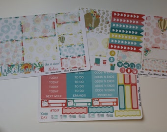 """LARGE Recollections compatible """"Spring Garden"""" MINI KIT 