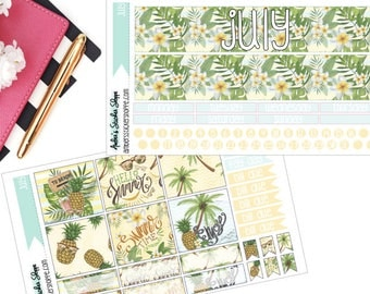 Summer Time July Monthly Kit for ECLP