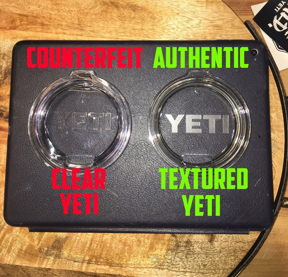 Are You Buying A Fake Yeti Yeti Rambler Powder By
