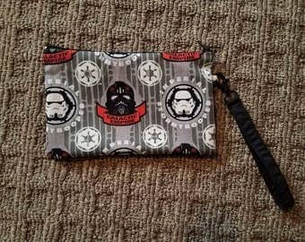Star Wars wristlet handbag *Glow in the dark*