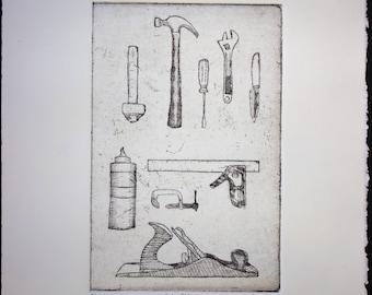 Tool Table Print