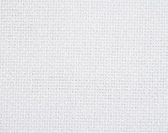 """15"""" Wide Huck White Toweling (By The Yard)"""