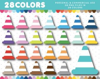 Traffic cone clipart, Road clipart, Traffic clipart, Traffic cone clip art, Road cone clipart, Road block clipart, Road cone icon, CL-1285