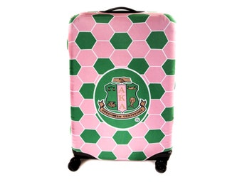 Alpha Kappa Alpha Sorority Logo Luggage Cover (Small) /AKASM1