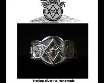 Thelema ring