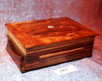 wooden Hawaiian Koa box