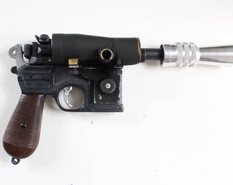 Luke Skywalker/Han Solo Inspired DL-44 Blaster