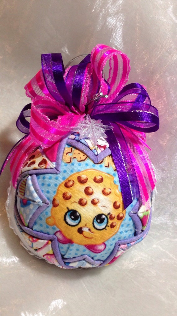 Shopkins Ornament
