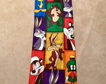 Looney Tunes Mania Necktie