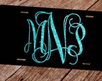 personalized car tags