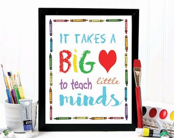 TEACHER GIFT, teacher gifts, teacher prints, gift for teacher, teacher appreciation, teacher printable, teacher gift ideas, T100