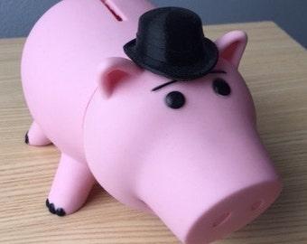 Toy Story Evil Dr. Porkchop 3D Printed Hat