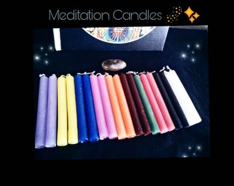 Spiritual ,magick, wiccan, meditation, prayer, spell chime candles