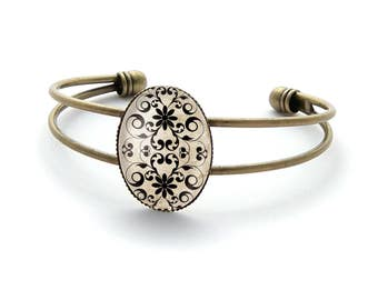 Arabesques bracelet