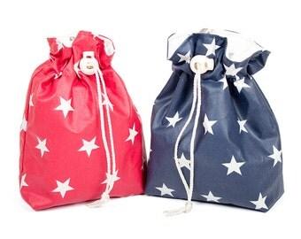 Sanitary bags of STARS