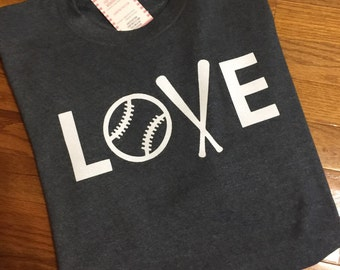 Baseball Love Shirt