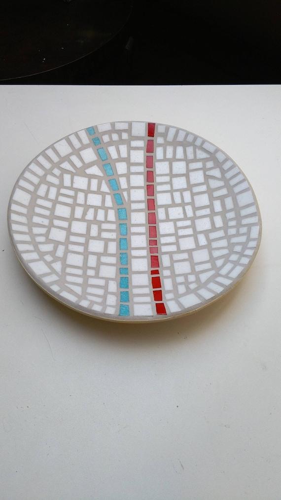 "Bamboo Mosaic Bowl ""Our Ways"""