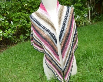 Summertime shawl