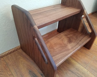 Step Stool, Foot Stool, Toddler Step Stool, Bed Steps, Kids Step Stool