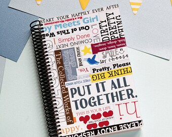 Put It All Together Daily Planner 2017