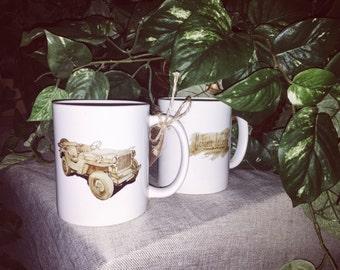 Custom Coffee Mug - Made to Order
