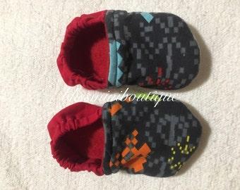 Baby shoe , crib shoe 9-12m