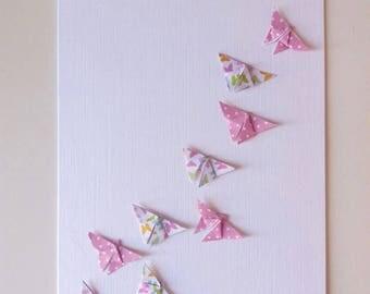 Origami card
