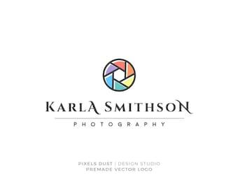 Premade Logo, Photography Logo