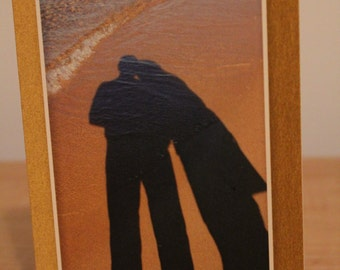 Greeting Card-Without a Shadow of Doubt/ I Love You/ And I Always Will