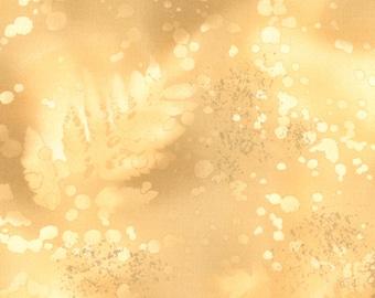 Benartex - Fossil Fern - Golden Beige - 528 92