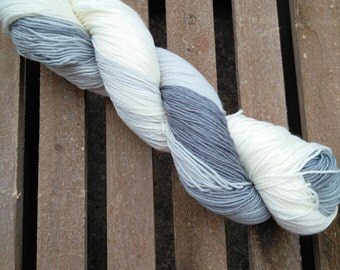 Rolling clouds 4ply sock yarn