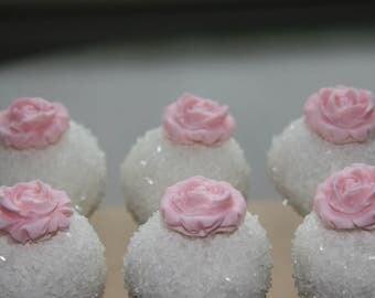 Flower Cakepops