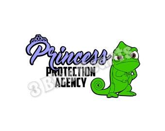 Princess Protection Agency SVG dxf pdf Studio, PPA, Disney SVG dxf pdf Studio, Tangled Svg dxf pdf Studio, Rapunzel svg dxf pdf studio