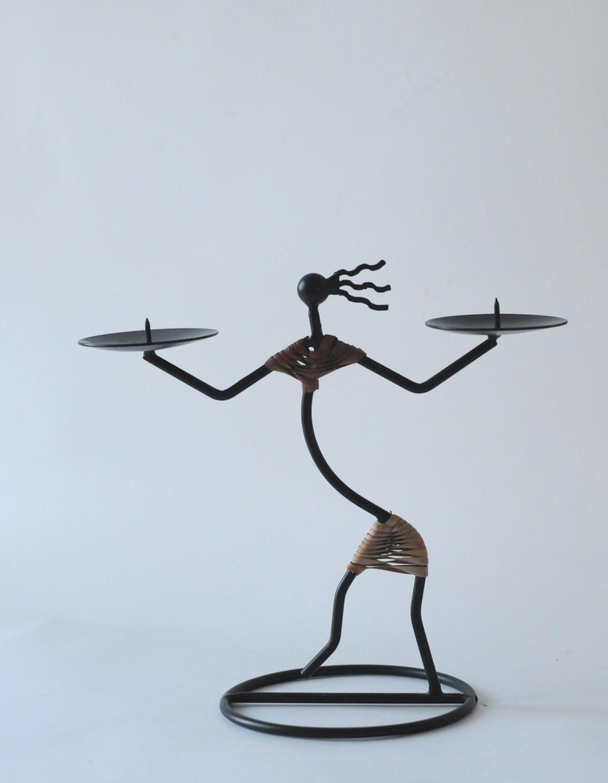 Laurids Lonborg. String candle holder. Nordic design. Danish Modern ...