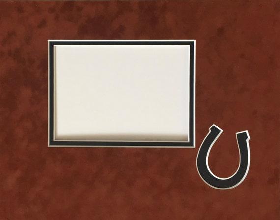 11 x 14 Horseshoe Mat