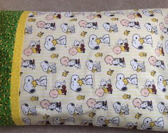 Peanuts Pillow Case- Standard Pillow