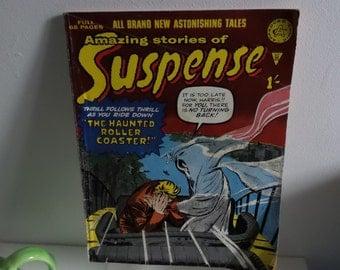 Suspense Comic 1950s UK edition Number 26