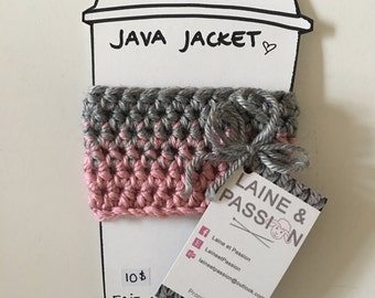 Java Jacket (coffee sleeve)