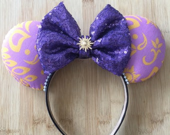 Rapunzel Ears, Rapunzel Mouse Ears, The Lost Princess Ears